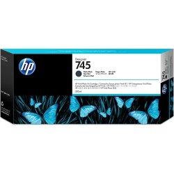 HP Wkład atramentowy 745 300-ml Matte Black F9K05A