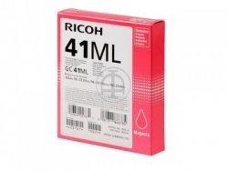 Ricoh oryginalny żelowe wypełnienie 405767. magenta. 600s. GC41M. Ricoh AFICIO SG 2100N