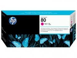 HP oryginalna głowica drukująca C4822A. No.80. magenta. HP DesignJet 1050C. 1055CM