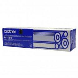 Brother oryginalna folia do faxu PC72. 2*140str.. Brother Fax T-74. T-76. T-78. T-84. T-86. T-96 PC72RF