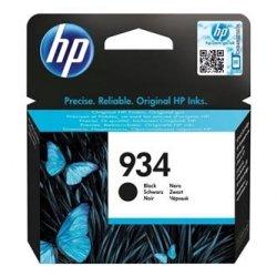 HP oryginalny wkład atramentowy / tusz C2P19AE. No.934. black. 400s. HP Officejet 6812.6815.Officejet Pro 6230.6830.6835 C2P19AE#BGY