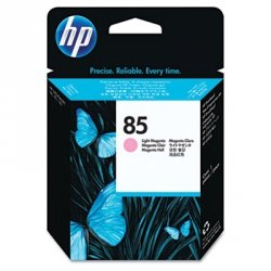 HP oryginalna głowica drukująca C9424A. No.85. light magenta. HP DesignJet 30. DesignJet 130. NR