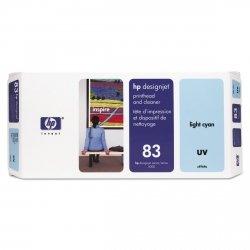 HP oryginalna głowica drukująca No83 Printhead/light cyan UV 13ml DGJ C4964A