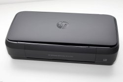 HP Urządzenie wielofunkcyjne OfficeJet 252 Mobile AiO Printer