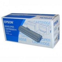 Epson oryginalny toner C13S050167. black. 3000s. Epson EPL-6200. 6200L. 6200N