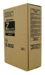 Riso oryginalny matryca S-2632. Riso RZ 9. Z typ 87. HD. A3. cena za 1 sztukę S-2632