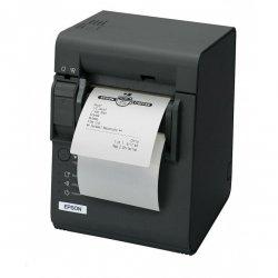 Epson Drukarka etykiet TM-L90 Black Serial/USB