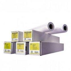 Papier do plotera HP 594/45.7m/Bright White Inkjet Paper. 594mmx45.7m. 23. Q1445A. 90 g/m2. papier. biały. do drukarek atramentowych. rolka