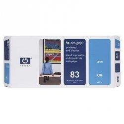 HP oryginalna głowica drukująca C4961A. No.83. cyan. HP DesignJet 5000. PS. UV. 5500. PS C4961A
