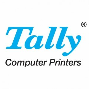 Tally Genicom oryginalny taśma do drukarki, 99071L, czarna, Tally Genicom T2610, Tally Dascom 99071L
