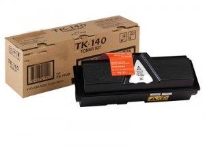 Kyocera Mita oryginalny toner TK140. black. 4000s. 0T2H50EU. Kyocera Mita FS-1100. 1100N 0T2H50EU