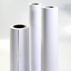 Papier w roli do kopiarki, niepowlekany 841mm x 100m, 80g PK841x100/80