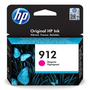 HP oryginalny ink 3YL78AE#301, HP 912, magenta, blistr, 315s, high capacity, HP Officejet 8012, 8013, 8014, 8015 Officejet Pro 802 3YL78AE#301