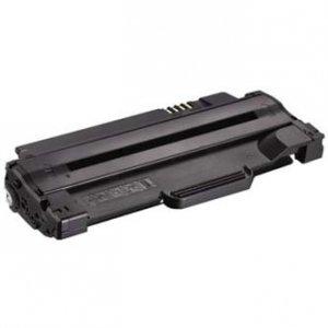 Dell oryginalny toner 593-10962. black. 1500s. 3J11D. Dell 1130 593-10962