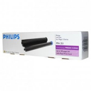 Philips oryginalna folia do faxu PFA 351. 1*150str.. Philips Magic 5 Serie. PPF200. PPF211. PPF221. PPF241 PFA 351
