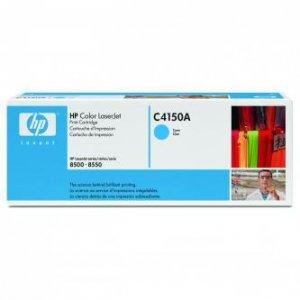 HP oryginalny toner C4150A. cyan. 8500s. HP Color LaserJet 8500. N. DN. 8550. GN. MFP. DN. N C4150A