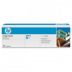 HP oryginalny toner CB381A. cyan. 21000s. HP Color LaserJet CP6015n. dn. xh. CM6030. 6040 CB381A
