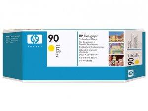 HP oryginalna głowica drukująca C5057A. No.90. yellow. 400ml. HP DesignJet 4000. 4000ps. 4500 C5057A