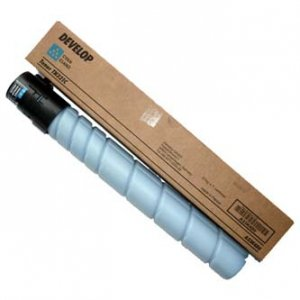Develop oryginalny toner A33K4D0. cyan. 25000s. TN-321C. Develop Ineo +224. +284. +364. +454. +554 A33K4D0