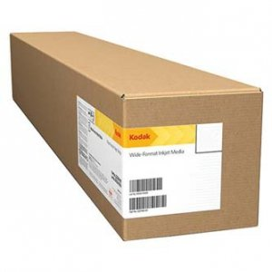 Papier do plotera Kodak 432/30.5m/Premium Rapid Dry Photographic Gloss Paper. 432mmx30.5m. 17. KPRDPG17. 255 g/m2. papier. biały. do drukarek atram KPRDG17