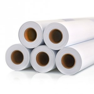Płótno bawełniane, matowe 610mm, 18m, 360g/m2 IPB610/18/360M