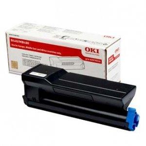 OKI oryginalny toner 43979216. black. 12000s. OKI B440. MB480 43979216