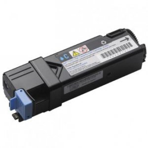 Dell oryginalny toner 593-10263. cyan. 1000s. OP238/RY854. low capacity. Dell 1320. 2130. 2135 593-10263