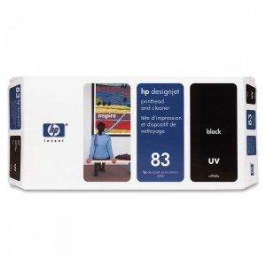 HP oryginalna głowica drukująca No83/black uv 13ml DGJ5000 C4960A