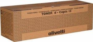 Olivetti oryginalny toner B0360. black. Olivetti D-Copia 15. 20 B0360
