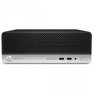 Komputer 400SFF G5 i5-8500 256/8GB/DVD/W10P 4CZ71EA 4CZ71EA