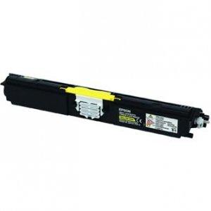 Epson oryginalny toner C13S050554. yellow. 2700s. return. Epson AcuLaser C1600. CX16 C13S050554