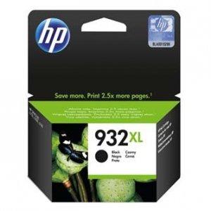 HP oryginalny wkład atramentowy / tusz CN053AE. No.932XL. black. 1000s. HP Officejet 6100. 6600. 6700. 7110. 7610 CN053AE