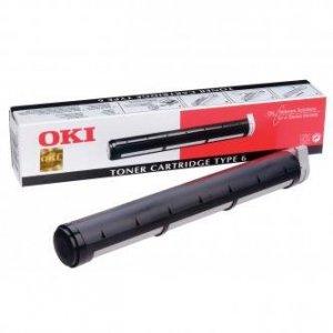 OKI oryginalny toner 79801. black. 1500s. OKI Okipage 6w. 8w. 8p. OF4500. TYP 6 79801