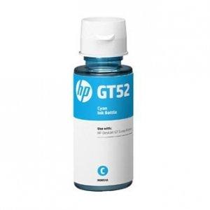 HP oryginalny wkład atramentowy / tusz bottle M0H54AE. No.GT52. cyan. 8000s. 70ml. HP DeskJet GT serie. Cronos M0H54AE
