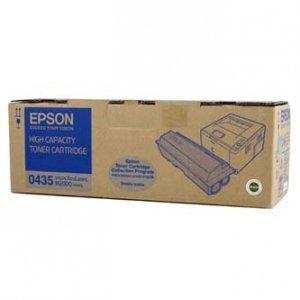 Epson oryginalny toner C13S050435. black. 8000s. high capacity. Epson AcuLaser M2000D. 2000DN. 2000DT. 2000DTN C13S050435