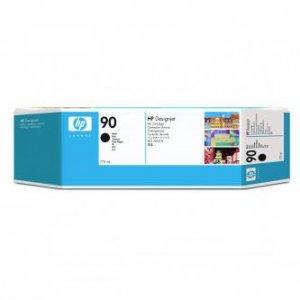 HP oryginalny wkład atramentowy / tusz C5059A. No.90. black. 775ml. HP DesignJet 4000. 4000ps C5059A