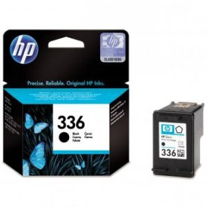 HP oryginalny wkład atramentowy / tusz C9362EE. No.336. black. 210s. 5ml. HP Photosmart 325. 375. 8150. C3180. DJ-5740. 6540 C9362EE#BA3