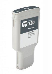 HP Tusz Ink/730 300ml Matte BK P2V71A