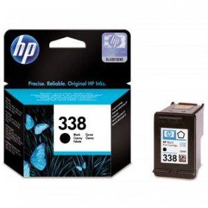 HP oryginalny wkład atramentowy / tusz C8765EE. No.338. black. 450s. 11ml. HP Photosmart 8150. 8450. OJ-6210. DeskJet 5740 C8765EE