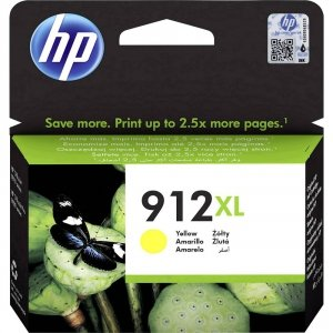 HP Tusz 912XL HY Yellow Original Ink Crtg 3YL83AE#BGY