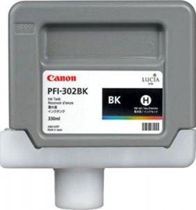Canon oryginalny wkład atramentowy / tusz PFI302B. photo black. 330ml. 2216B001. ploter iPF-8100. 9100 2216B001AA