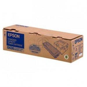 Epson oryginalny toner C13S050436. black. 3500s. Epson AcuLaser M2000D. 2000DN. 2000DT. 2000DTN C13S050436