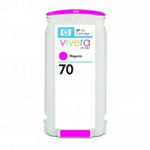 HP oryginalny wkład atramentowy / tusz C9453A. No.70. magenta. 130ml. HP Designjet Z3100. Z2100 C9453A