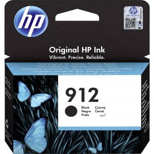 HP Tusz 912 Black Original Ink Crtg 3YL80AE#BGY