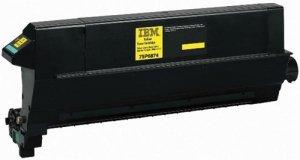 IBM oryginalny toner 78P6874. yellow. 14000s. IBM IPC 1567 75P6874