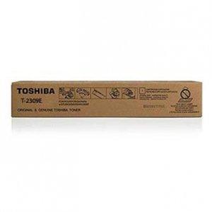 Toshiba oryginalny toner T-2309E. black. 6AG00007240. 6AJ00000155. Toshiba e-studio 2309. 2809. 2303. 2803 T-2309E