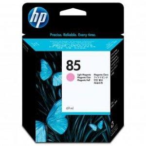 HP oryginalny wkład atramentowy / tusz C9429A. No.85. light magenta. 69ml. HP DesignJet 30. N. GP. DesignJet 130. NR. GP C9429A