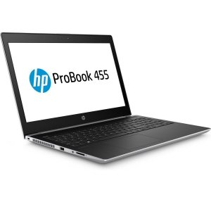 HP Notebook 455G5 A9-9420 4GB W10p64 / 3YOS Silver 3GH82EA#AKD
