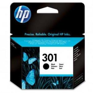HP oryginalny wkład atramentowy / tusz CH561EE. No.301. black. 190s. HP Deskjet 1000. 1050. 2050. 3000. 3050 CH561EE