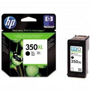 HP oryginalny wkład atramentowy / tusz CB336EE. No.350XL. black. 25ml. HP Officejet J5780. J5785 CB336EE